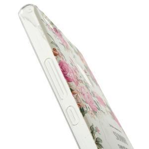 Guardy gelový obal na Huawei P9 Lite - květinová koláž - 5
