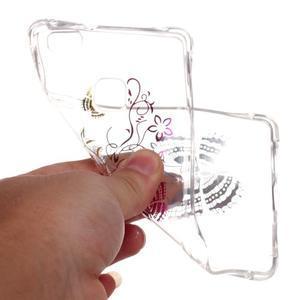 Lacqe gelový obal na Huawei P9 Lite - motýlci - 5