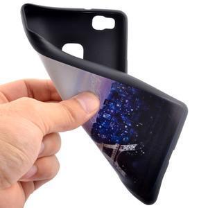 Gelový obal na telefon Huawei P9 Lite - Eiffelova věž - 5