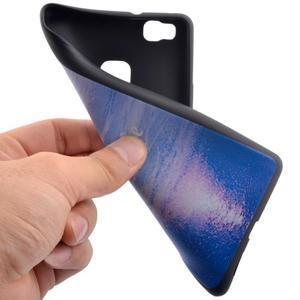 Gelový obal na telefon Huawei P9 Lite - moře - 5