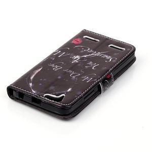 Knížkové pouzdro na mobil Lenovo Vibe K5 / K5 Plus - sunshine - 5