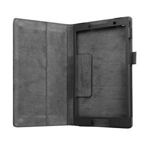 Dvoupolohové pouzdro na tablet Lenovo Tab 2 A8-50 - černé - 5