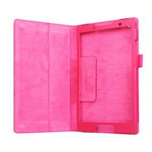 Dvoupolohové pouzdro na tablet Lenovo Tab 2 A8-50 - rose - 5
