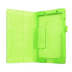 Dvoupolohové pouzdro na tablet Lenovo Tab 2 A8-50 - zelené - 5