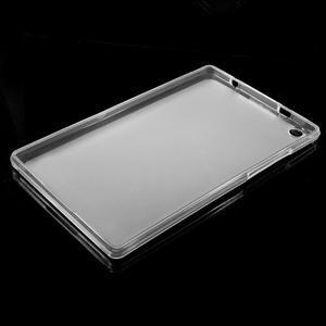 Gelový obal na tablet Lenovo Tab 2 A8-50 - transparentní - 5