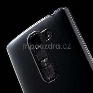 Transparentní plastový kryt na mobil LG Spirit - 5