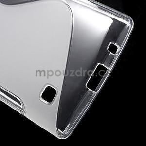 S-line gelový obal na LG Spirit 4G LTE - transparentní - 5