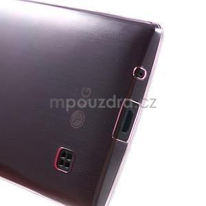 Ultra tenký obal na LG Spirit - rose - 5