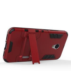 Armour odolný obal na mobil Meizu M3 note - červený - 5