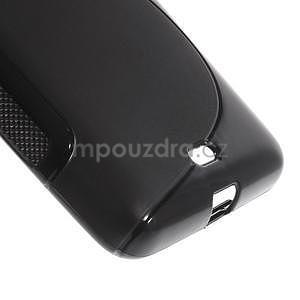 Gelový obal na Microsoft Lumia 535 - černý - 5