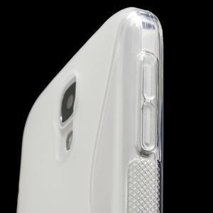 S-line gelový obal na Samsung Galaxy S4 - transparentní - 5