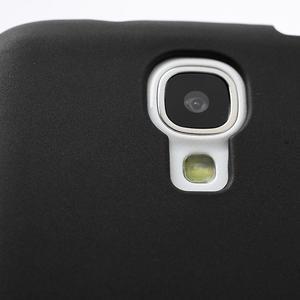 S-line gelový obal na Samsung Galaxy S4 - černý - 5