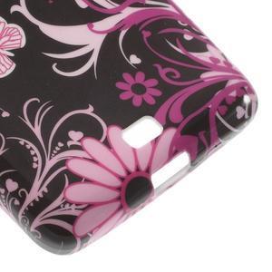 Soft gelový obal na Microsoft Lumia 535 - kouzelní motýlci - 5
