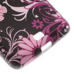 Soft gelový obal na Microsoft Lumia 535 - kouzelní motýlci - 5/5