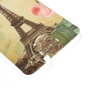 Gelový obal pro mobil Huawei Ascend Y300 - Eiffelova věž - 5