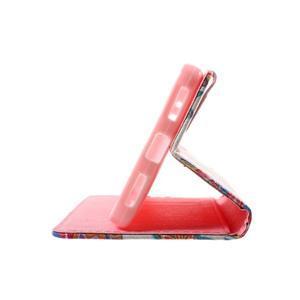 Cross peněženkové pouzdro na Huawei Honor 7 - mandala - 5