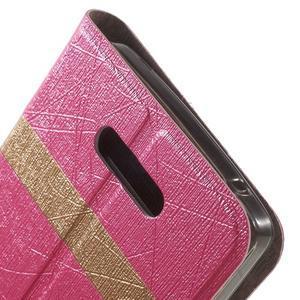 Linie pouzdro na mobil Lenovo A2010 - rose - 5