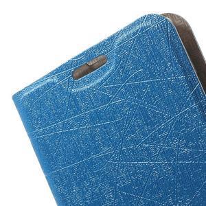 Linie pouzdro na mobil Lenovo A2010 - modré - 5