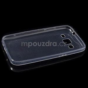 Ultra tenký slim obal na Samsung Galaxy Core Prime - transparentní - 5