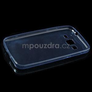 Ultra tenký slim obal na Samsung Galaxy Core Prime - tmavě modrý - 5