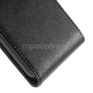 Flipové pouzdro Samsung Galaxy Core Prime - černé - 5