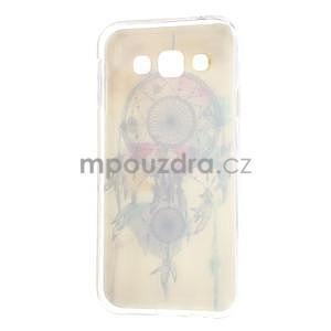 Gelový obal na mobil Samsung Galaxy E5 - dream - 5