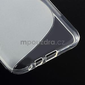 S-line gelový obal na Samsung Galaxy E7 - transparentní - 5