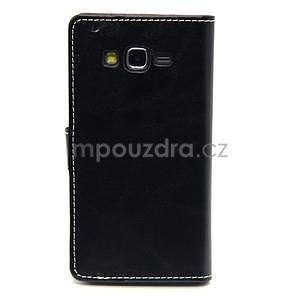 Černé pouzdro na Samsung Galaxy Grand Prime - 5