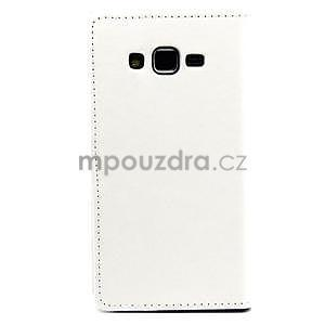 Bílé pouzdro na Samsung Galaxy Grand Prime - 5