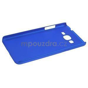 Pogumovaný kryt pro Samsung Galaxy Grand Prime - modrý - 5