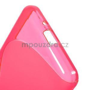 S-line gelový obal na Samsung Galaxy Grand Prime - rose - 5