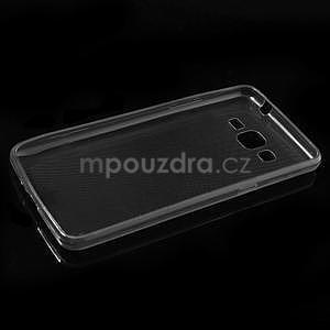 Ultra tenký obal na Samsung Galaxy Grand Prime G530H - šedý - 5