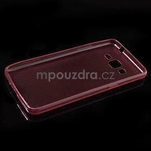 Ultra tenký obal na Samsung Galaxy Grand Prime G530H - červený - 5