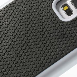 Odolný obal 2v1 na mobil Samsung Galaxy S5 - bílý - 5
