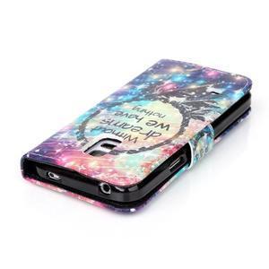 Stand peněženkové pouzdro na Samsung Galaxy S5 mini - dreams - 5