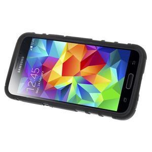 Outdoor odolný obal na mobil Samsung Galaxy S5 mini - černý - 5