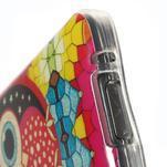 Owls gelový obal na Samsung Galaxy S5 mini - sovička - 5/5