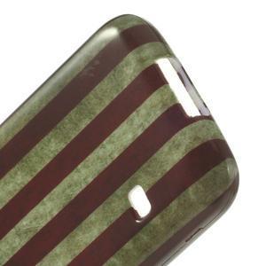 Softy gelový obal na Samsung Galaxy S5 mini - US vlajka - 5