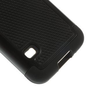 Odolný kryt 2v1 na mobil Samsung Galaxy S5 mini - černý - 5