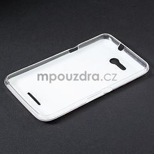 Gelový obal na Sony Xperia E4g - úsměv - 5