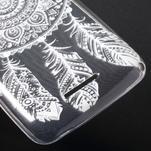 Gelový obal na Sony Xperia E4g - tribal - 5/5