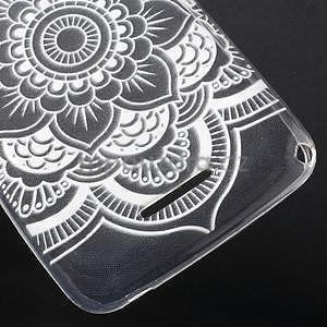 Gelový obal na Sony Xperia E4g - henna - 5