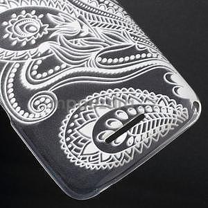 Gelový obal na Sony Xperia E4g - lotos - 5