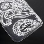 Gelový obal na Sony Xperia E4g - lotos - 5/5
