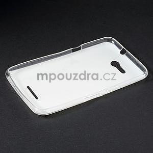 Gelový obal na Sony Xperia E4g - smile - 5