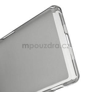 Šedý matný gelový obal na Sony Xperia Z2 - 5