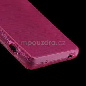 Broušený obal na Sony Xperia Z3 Compact D5803 - rose - 5