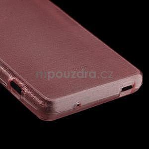 Broušený obal na Sony Xperia Z3 Compact D5803 - růžový - 5