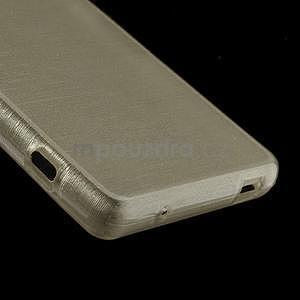 Broušený obal na Sony Xperia Z3 Compact D5803 - champagne - 5