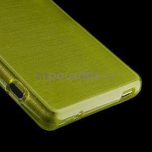 Broušený obal na Sony Xperia Z3 Compact D5803 - zelený - 5